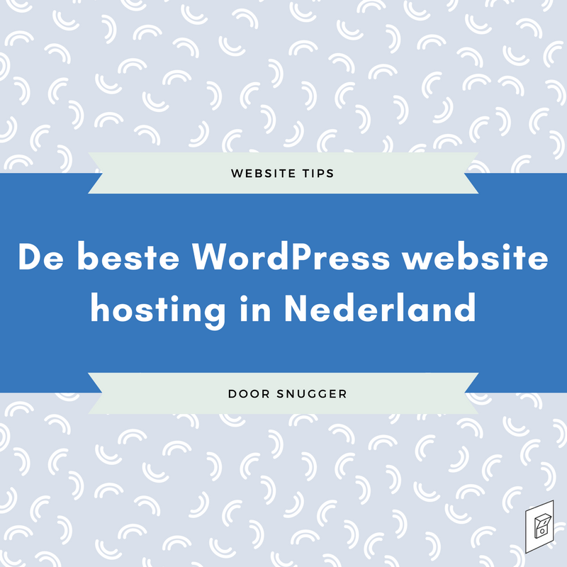 Beste Hosting Wordpress website