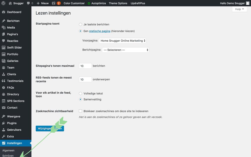 WordPress handleiding lezen