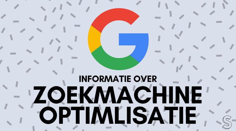Informatie over zoekmachine optimalisatie & seo