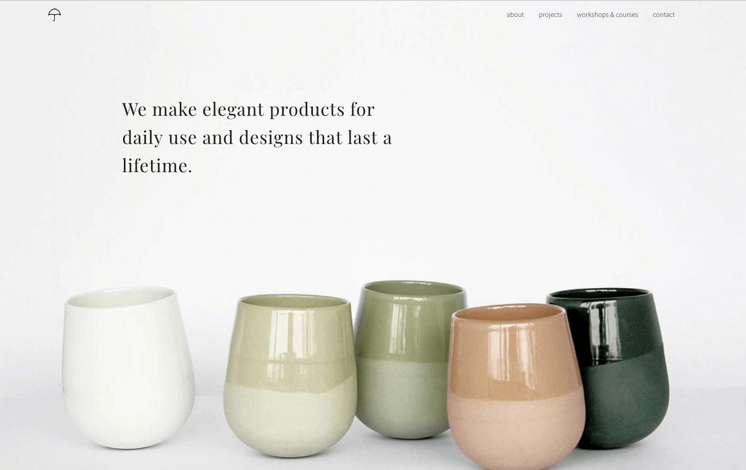 HUSK Ceramics home - Snugger