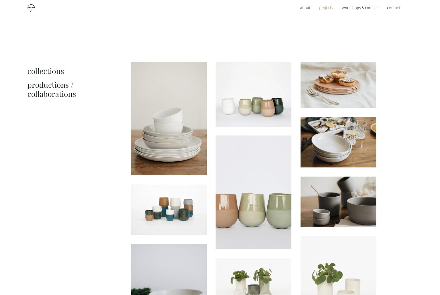 HUSK Ceramics projects - Snugger