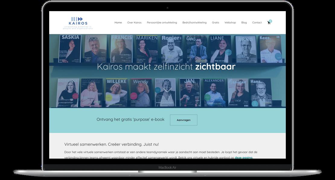 Kairos web project snugger